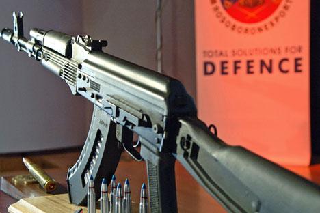 """AS Kini Memiliki """"Kalashnikov"""" Sendiri"""
