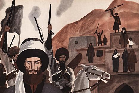 'Jalan Menuju Surga': Tema Islami dalam Kesusastraan Rusia