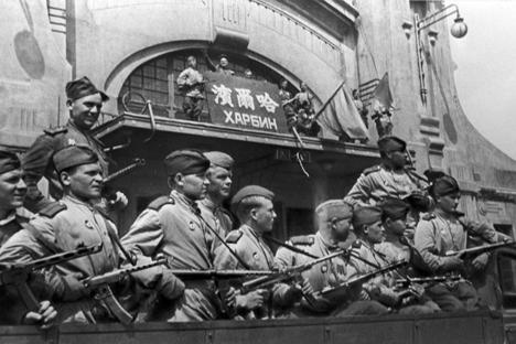 Sepuluh Fakta Keterlibatan Pasukan Soviet dalam Perang Tiongkok Melawan Jepang