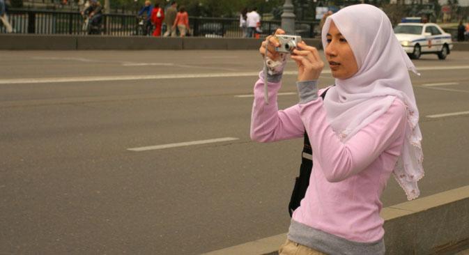 Wisata ke Rusia dengan Gaya 'Halal', Mungkinkah?