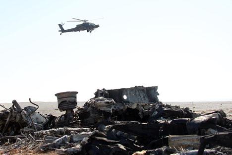 Tragedi Pesawat Rusia di Langit Mesir: Apakah Rusia dan Barat Kini Sepaham?