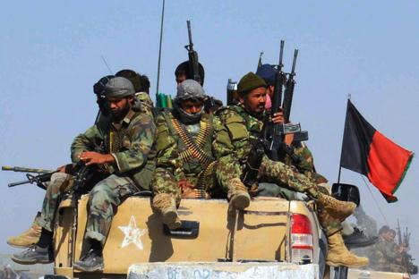 Adakah Ancaman Ganda Taliban-ISIS untuk Rusia dan Asia Tengah?