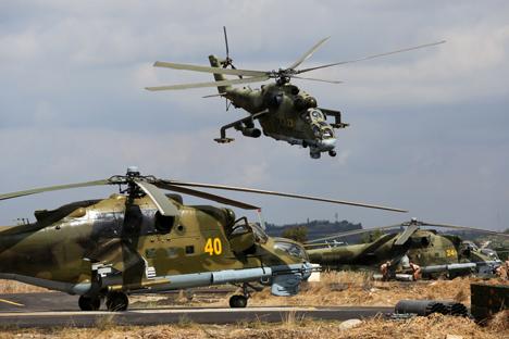 Bagaimana Peluang Front Kedua Rusia di Irak?