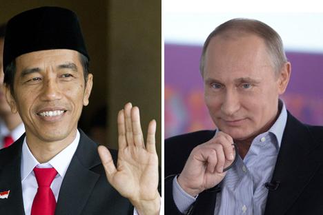 Putin dan Jokowi, Akankah Bertemu?