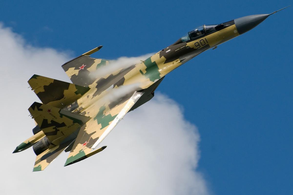 Rusia Siap Transfer Teknologi Sukhoi Su-35 ke Indonesia