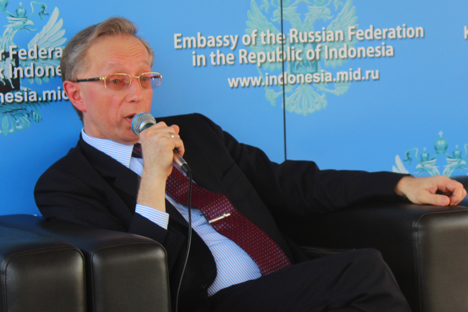 Dubes Rusia Tantang Media di Indonesia Terbitkan Foto Kejahatan Militer AS