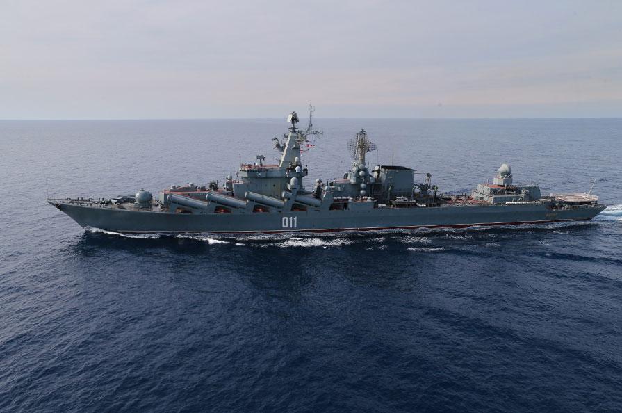 Rusia dan Tiongkok Tantang Dominasi Angkatan Laut Amerika Serikat