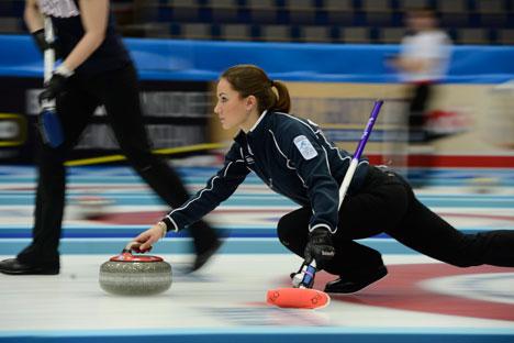 Le zarine del curling