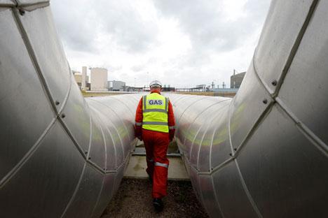 Gazprom se dispõe a retomar projeto de gasoduto com Turquia width=