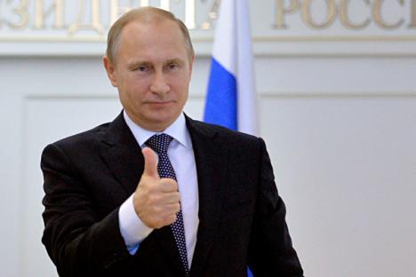 È Putin la persona più influente del mondo