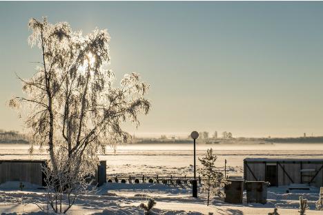 Le cinque cittu00e0 piu00f9 fredde della Russia