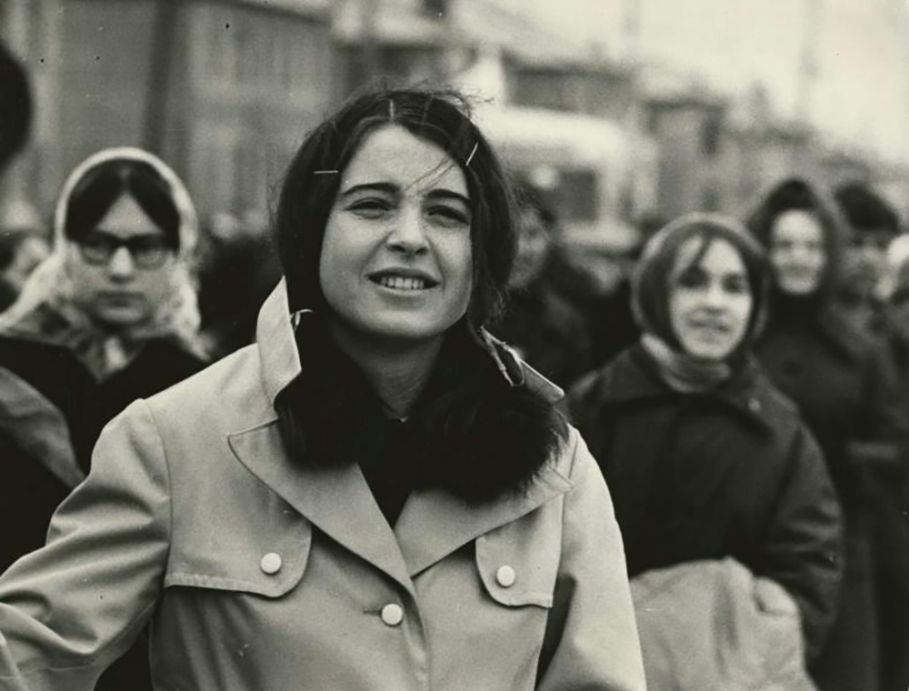 Um olhar feminino sobre a União Soviética width=