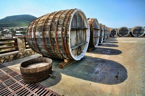 もっと読む:世界を目指すロシア産ワイン