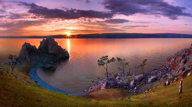 Como a Rota da Seda pode devastar o lago Baikal width=