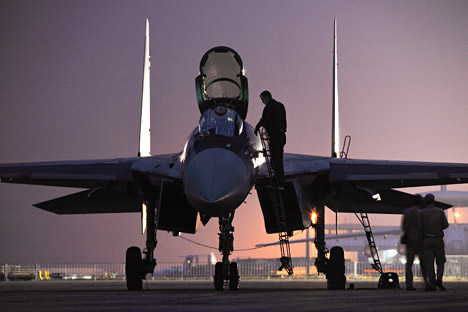 Mampu Produksi Pesawat Generasi Terbaru, Mengapa Tiongkok Membeli Su-35?