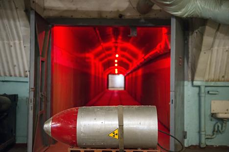 Без америчког обезбеђења руских нуклеарних објеката
