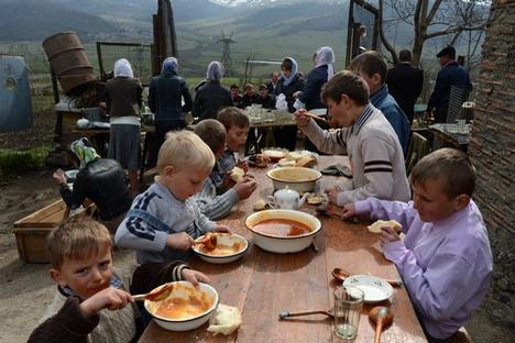 Руси на Јужном Кавказу