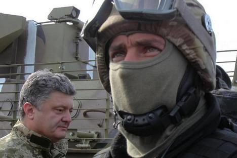 Отворени разговор са високим официром Оружаних снага Украјине