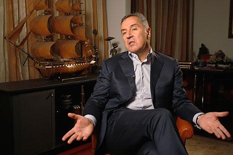 Ђукановић: Сметају ми критике руских политичара