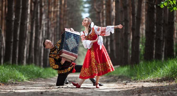 Lima Keanehan Orang Rusia di Mata Orang Asing