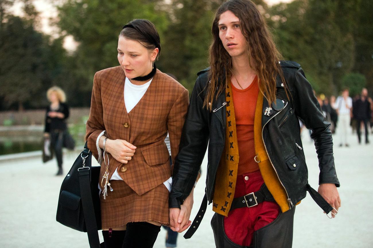 Fashion's my profession: 7 Russian graduates of Central Saint Martins