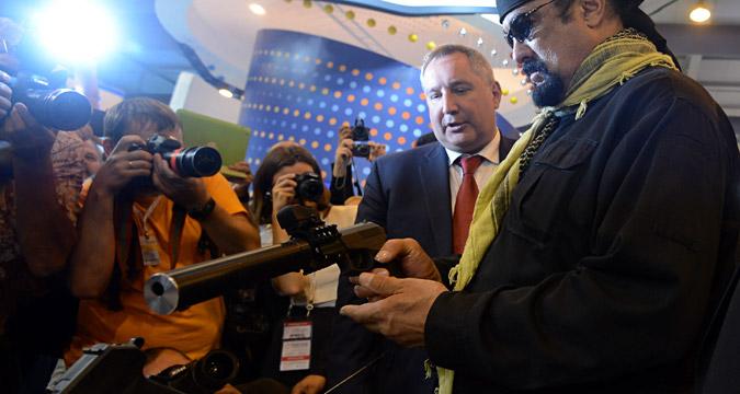 Polutajni pištolj Putinovog osiguranja
