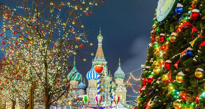 Četiri načina da zimi obiđete Moskvu i ne smrznete se