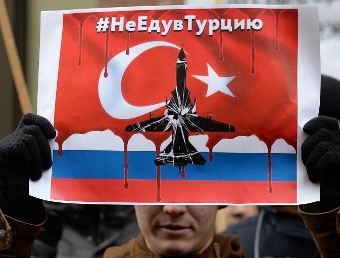 Kako Rusi i Turci reagiraju na oboreni vojni zrakoplov