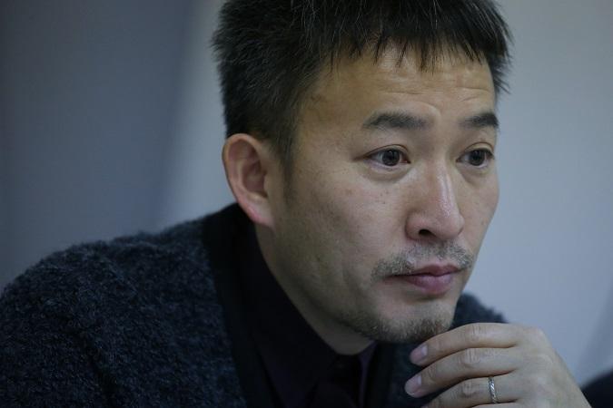 もっと読む: 芥川賞作家、ロシアで語る