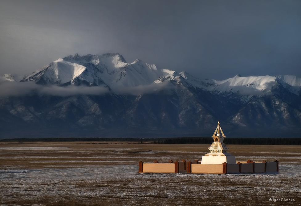 budismo en rusia