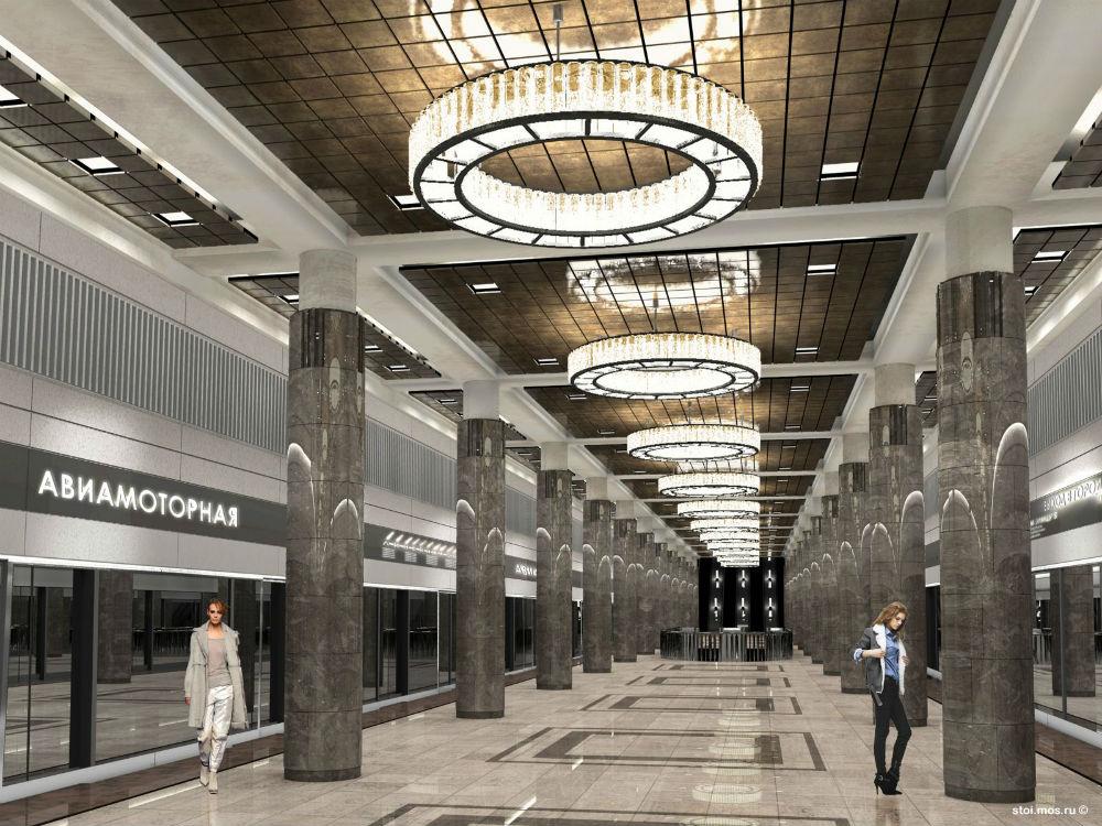 Московски метро будућности: 10 најлепших нових станица