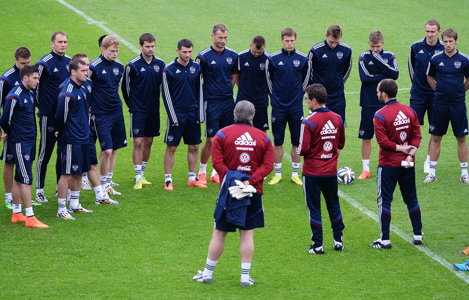 Kiprah Bintang Liga Rusia di Piala Dunia 2014