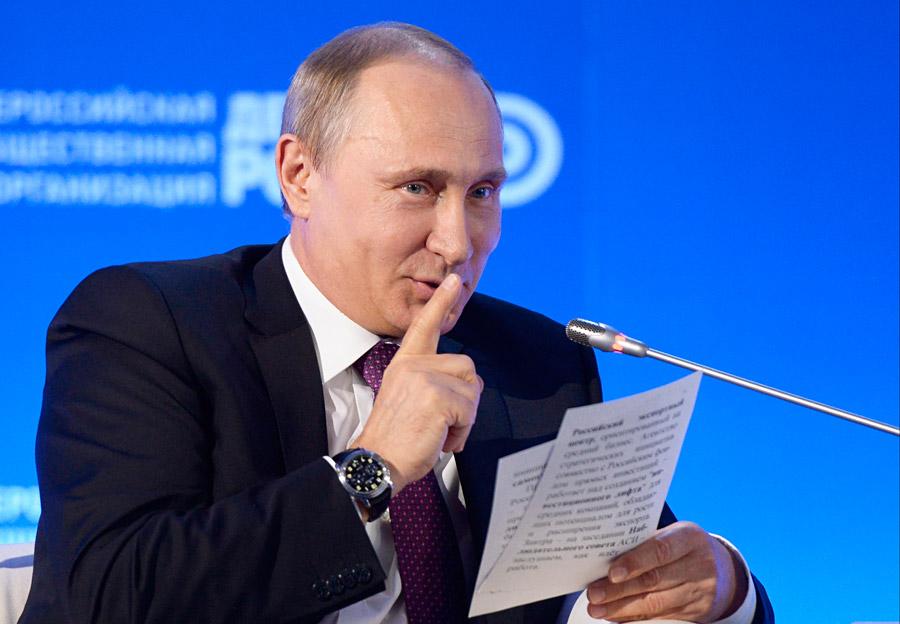 63 Tahun Vladimir Putin, Galeri Karir Sang Presiden