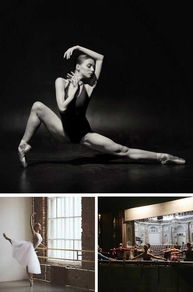Ballet Instagram