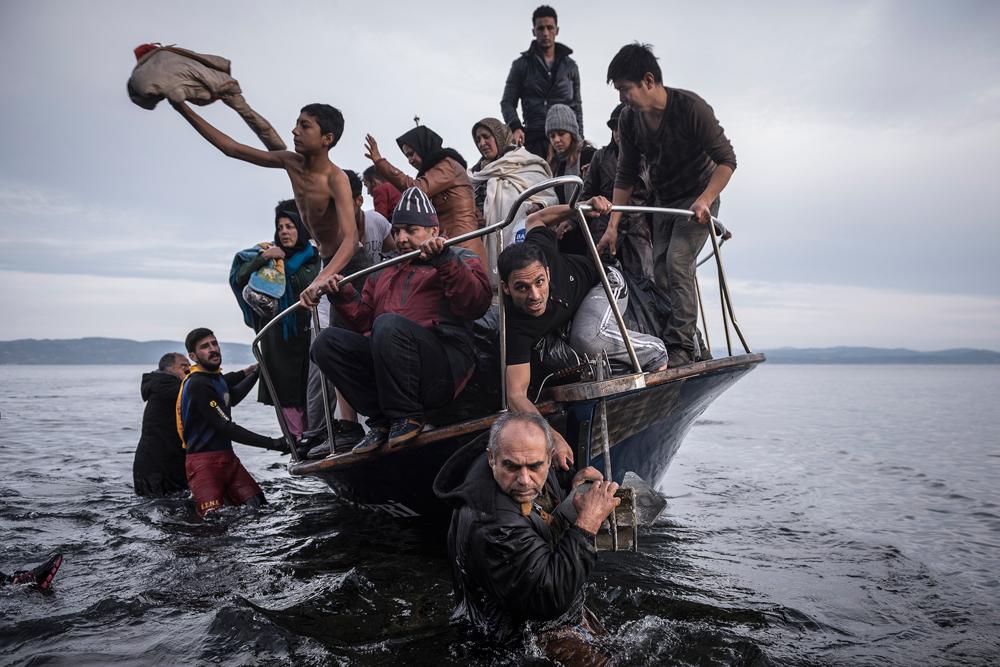 Ponomarev, il Pulitzer russo che racconta l'odissea dei migranti