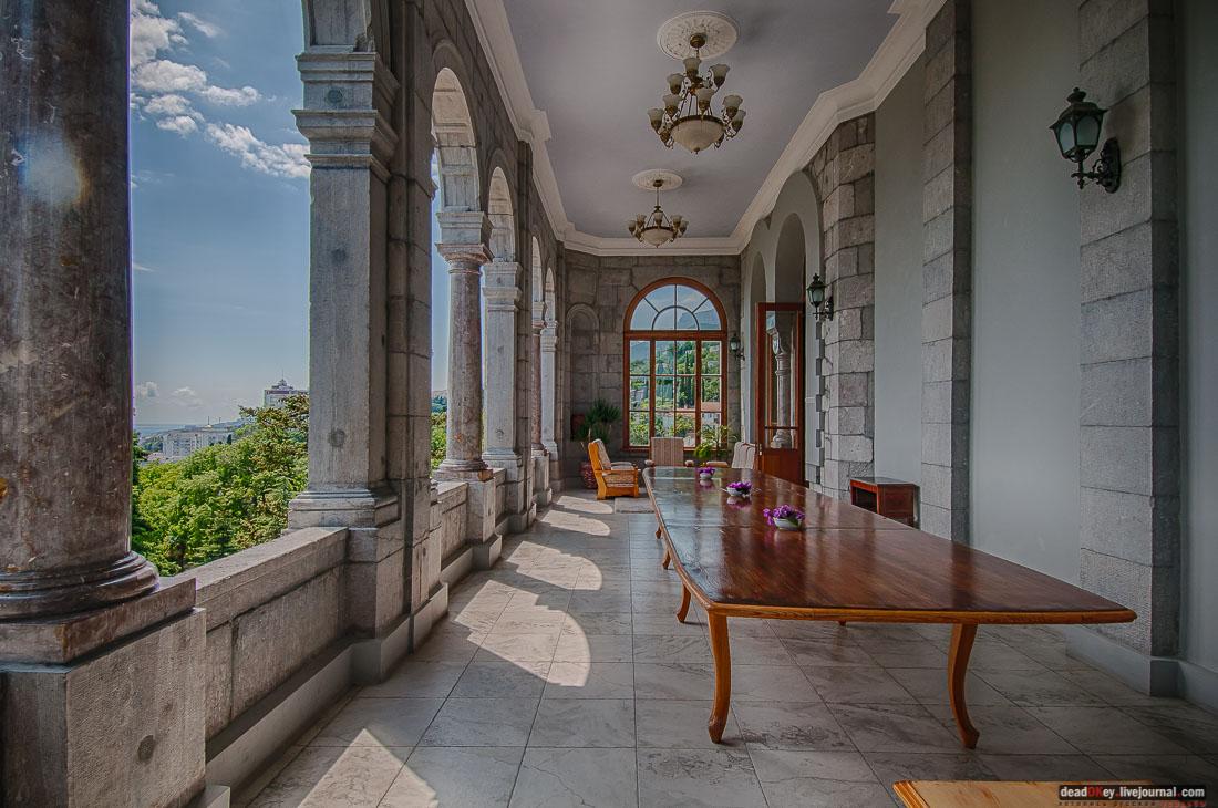 In Crimea sulle orme di Stalin: il palazzo della famiglia Yusupov