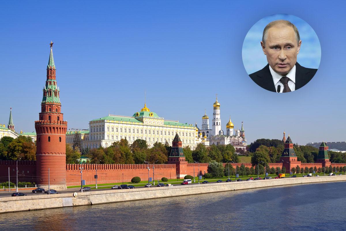 もっと読む:プーチンと仲間たちの仕事場