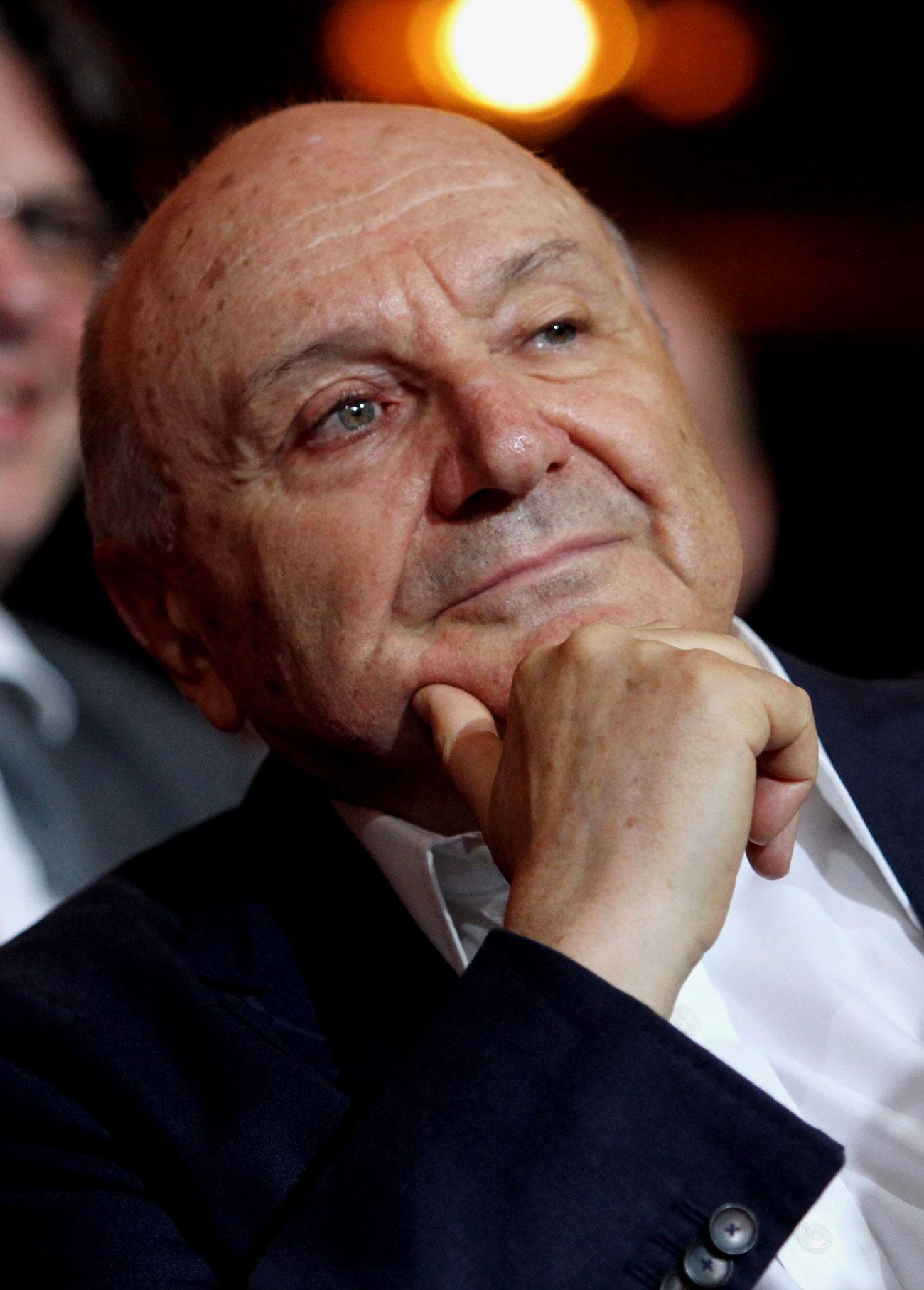 Michail Schwanezki. Foto: Pressebild/ Ukrainian Film Festival