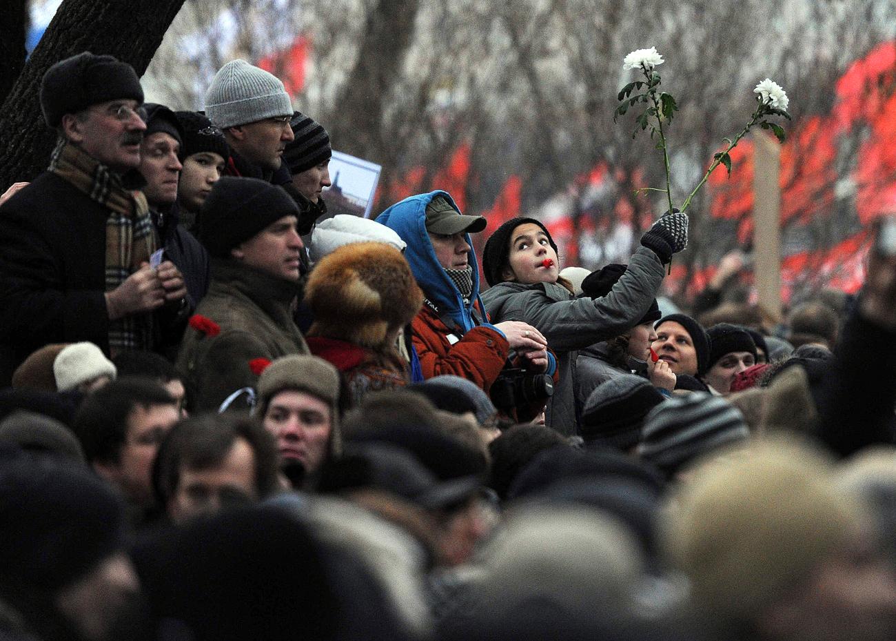 Piazza Bolotnaya, a cinque anni dalle proteste