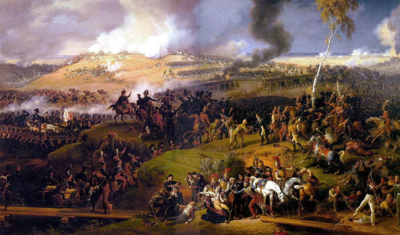 Battle of Borodino / Source: Wikipedia.org