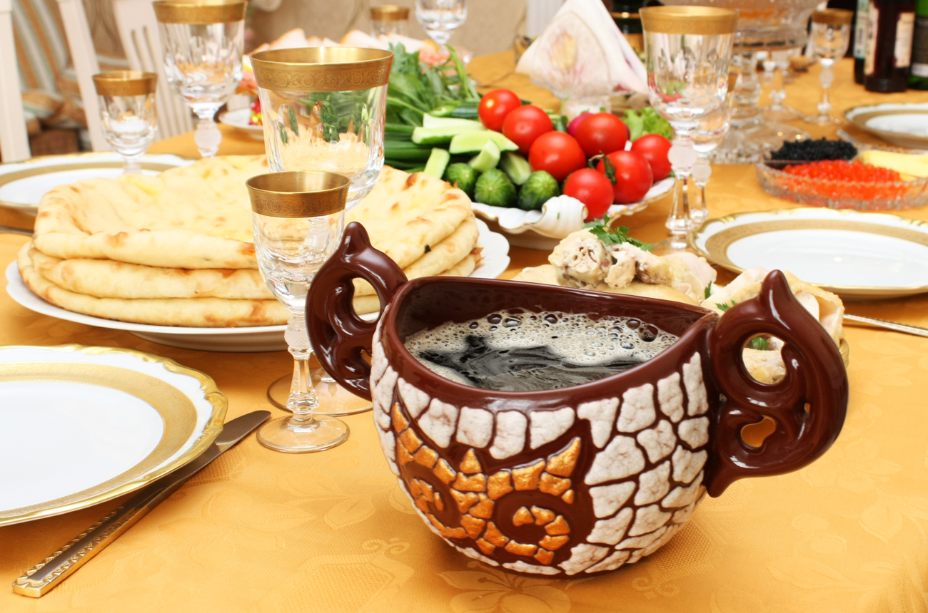 How to make Ossetian beer