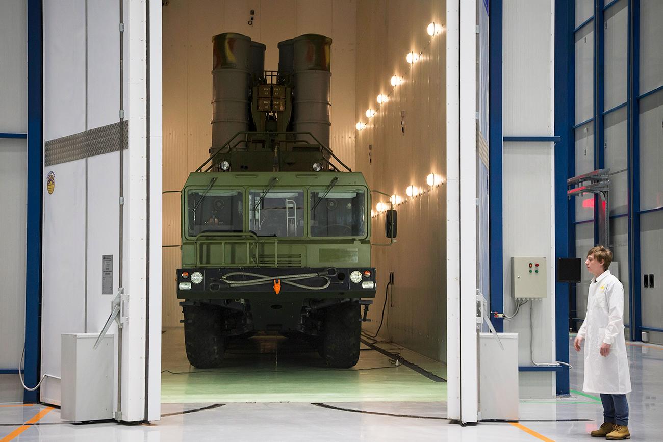 Rakete S-500 će pogađati ciljeve na visini od 100 km