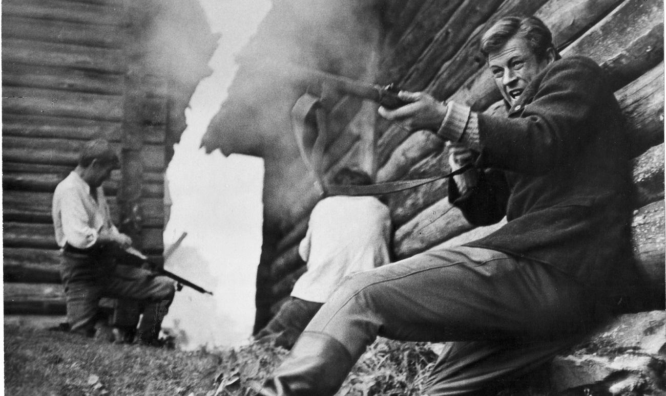 Scena iz filma Nihče ni želel umreti (1965) / Vir: kinopoisk.ru