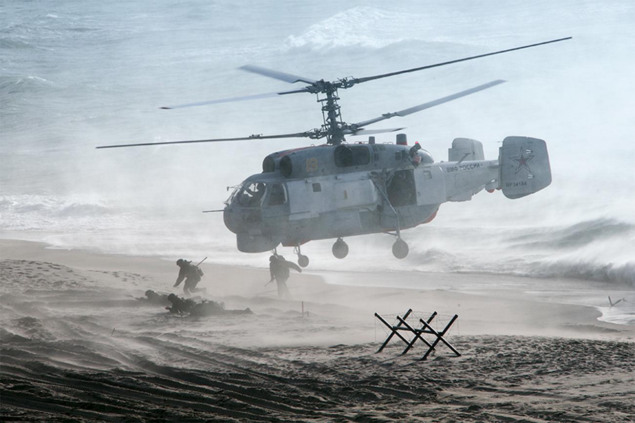 Снимка: МО на Русия