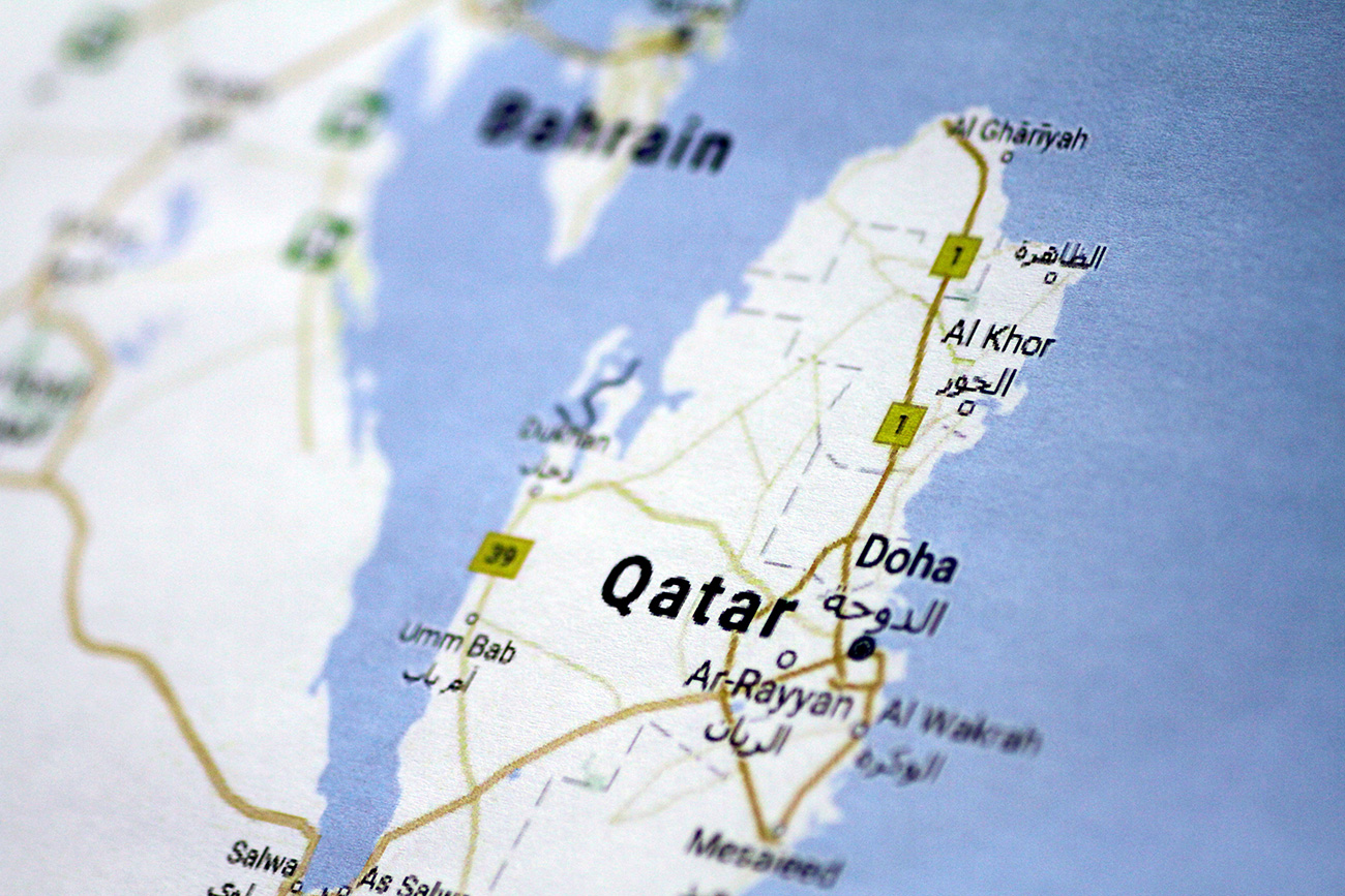 Qatar dituduh telah mendukung terorisme (ISIS, Al-Qaeda, dan Ikhwanul Muslimin) dan mengacaukan wilayah Timur Tengah.  Sumber: Reuters
