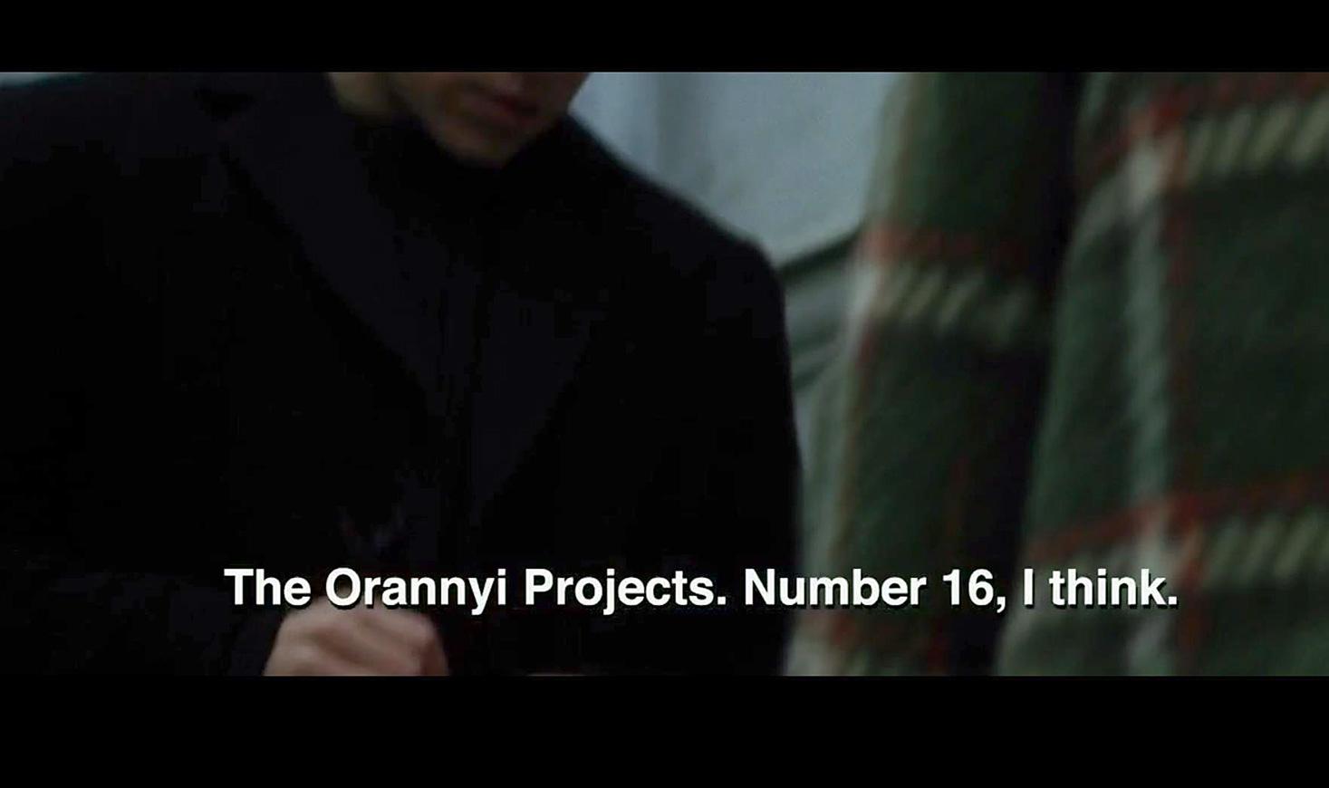The Bourne Supremacy. Sumber: Cuplikan layar dari film