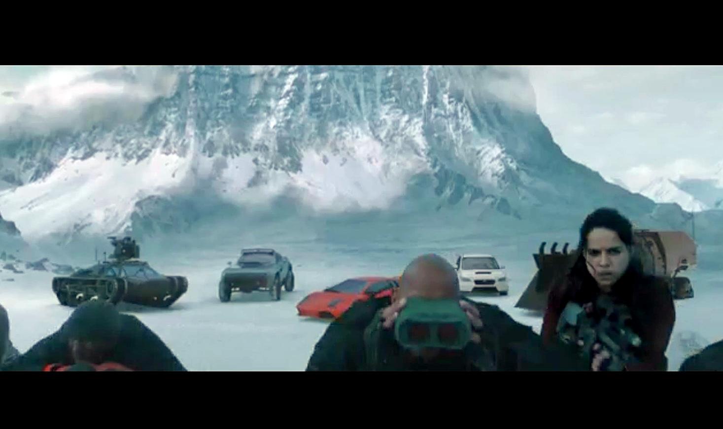 The Fate of the Furious. Sumber: Cuplikan layar dari film