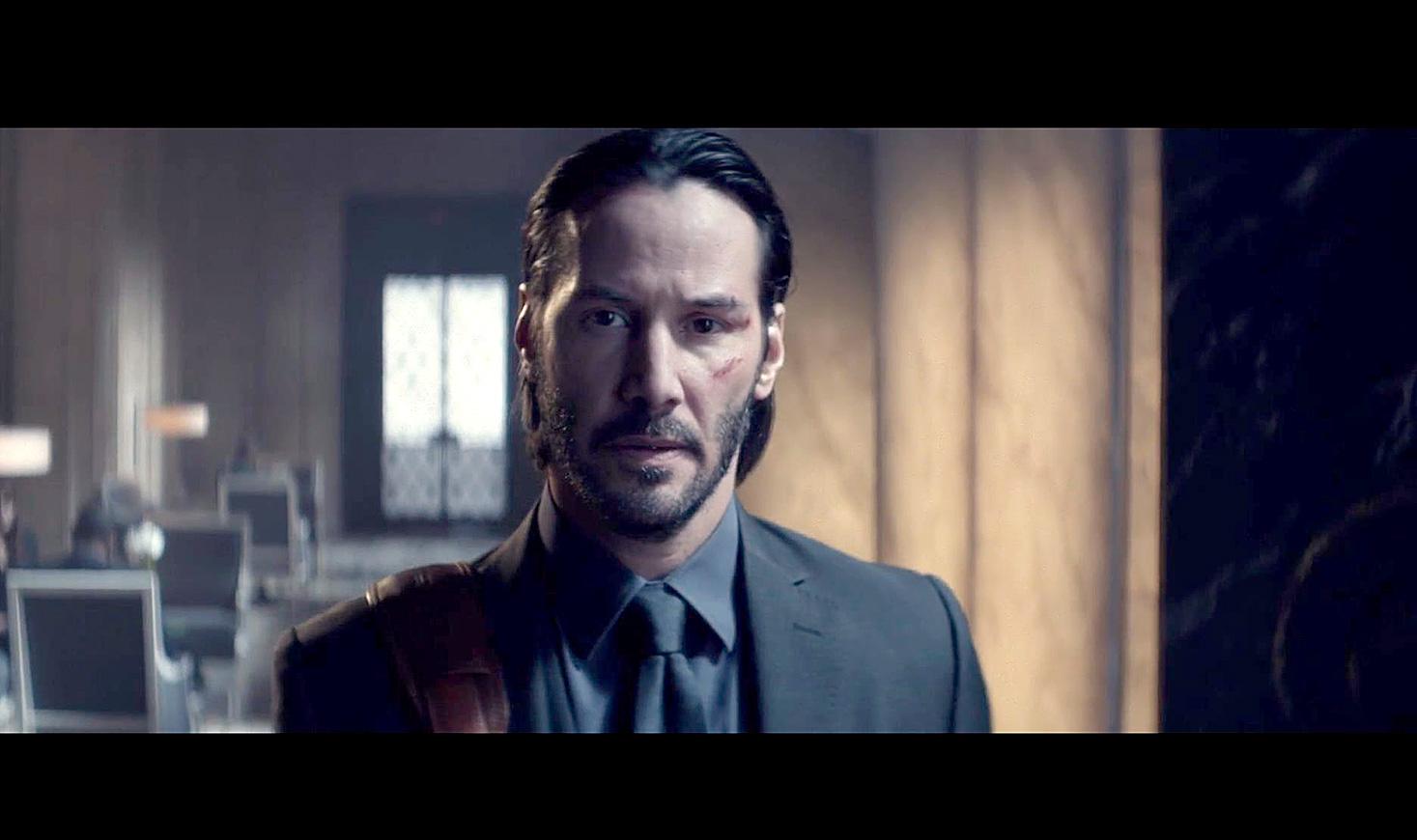 John Wick. Sumber: Cuplikan layar dari film