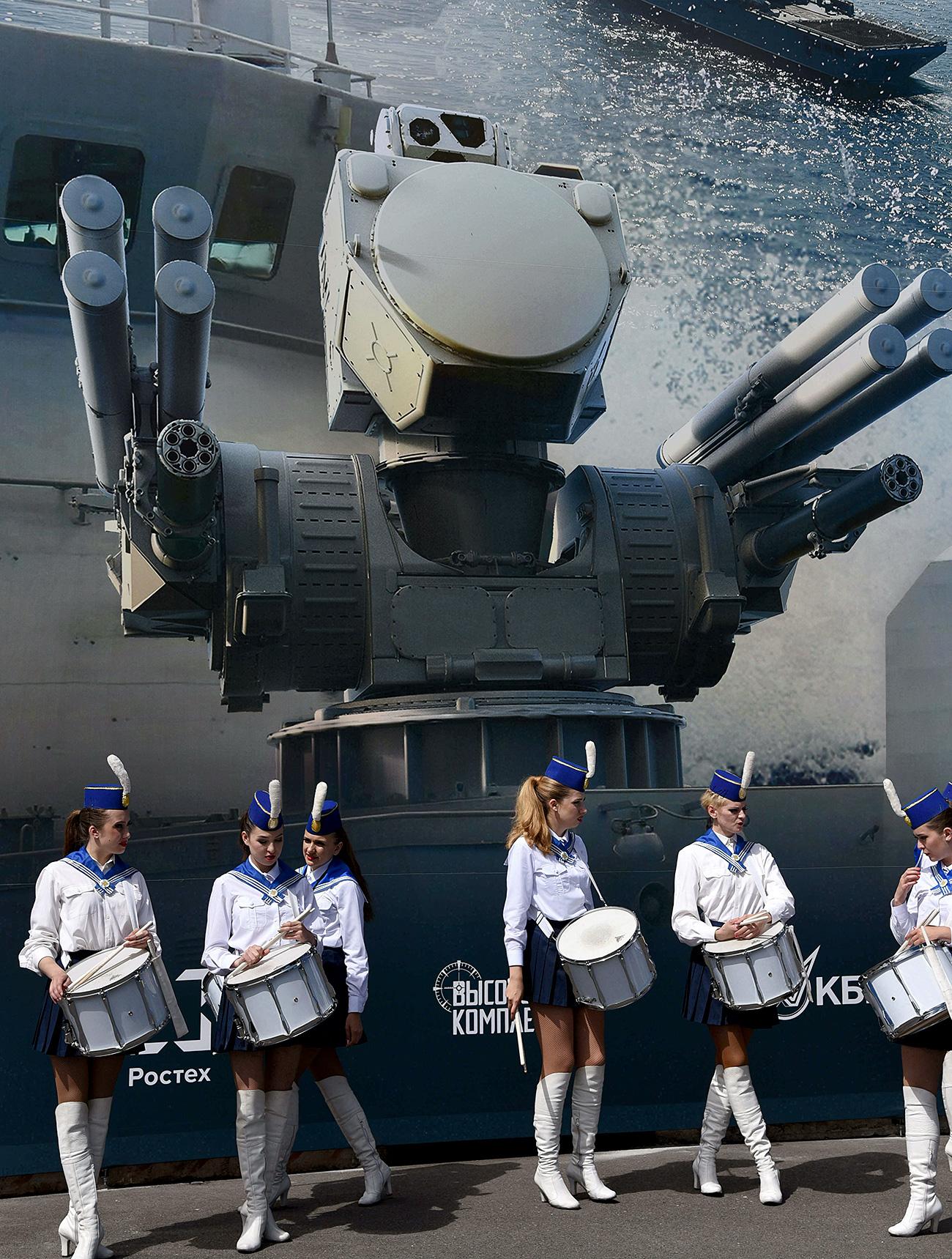 "Sistem rudal ""Pantsir-ME"". Sumber: ZUMA Press/Global Look Press"