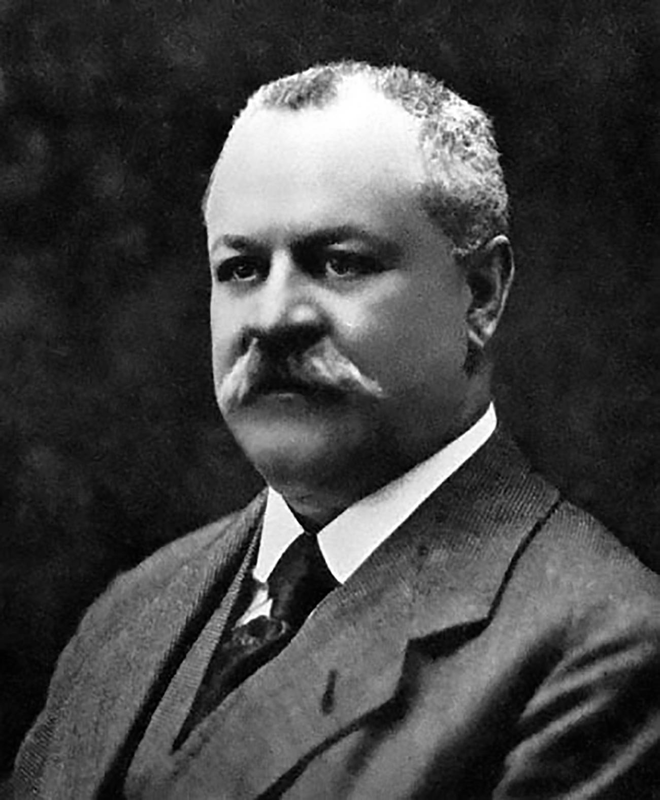 Nikolái Vtórov. Fuente: Fotografía de archivo